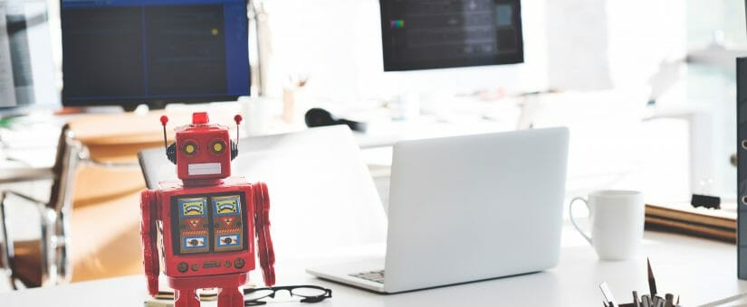 RPA in Banking – 5 Benefits of Implementing RPA in Banking
